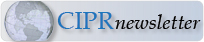 Image: CIPR Newsletter Archive