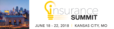 Insurance Summit: June 18 - 22, Kansas City, MO